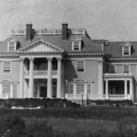 Winship Mansion, Jordan Avenue, circa 1922
