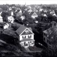 West Side of Wakefield, circa 1909