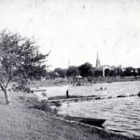 July 4th Celebration, Wakefield Common, 1887