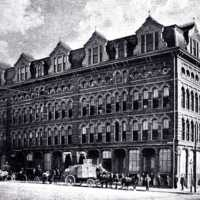 Henry F. Miller Piano Factory, circa 1894