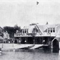 Wiley's Boathouse, 1897