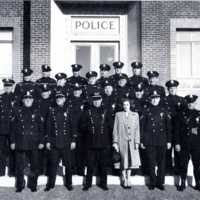 Wakefield Police Department, November 1950