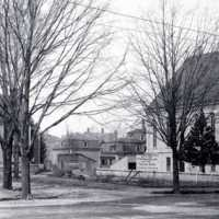 Corner of Yale Avenue and Main Street, circa 1908