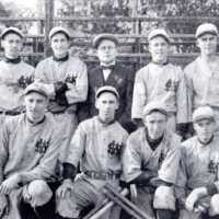 WHS baseball team, 1916