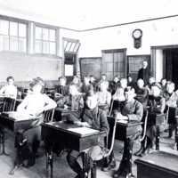 Franklin School February 1903
