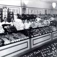 First National Store 447 Main Street, 1934