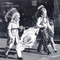 Wahpatuck Tribe 54, Improved Order of Red Men's Band, circa 1950s