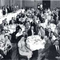WHS 25th anniversary reunion, June 25, 1955