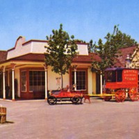 Authentic country store at Pleasure Island