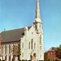 First Baptist Church, Main Street, Wakefield, Mass.