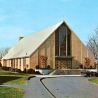 St. Florence's Roman Catholic Church, Butler Avenue, Wakefield, Mass.