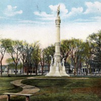 Wakefield, Mass. Soldier's Monument