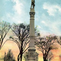 Soldiers' Monument, Wakefield, Mass.