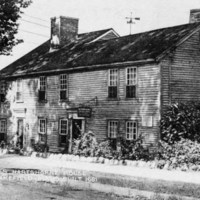 The Col. James Hartshorne House oldest in Wakefield was built 1681