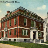 The Y.M.C.A. Building, Wakefield, Mass.