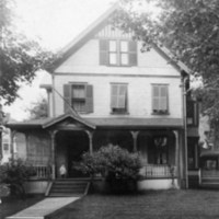 [Unidentified old house, Wakefield, Mass.]