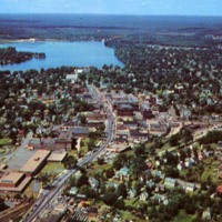 Air view of Wakefield