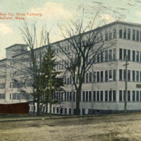 L.B. Evans Son Company shoe factory, Wakefield, Mass.