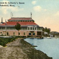 Wiley's Boat house & Cubberly's Dance Hall, Wakefield, Mass.