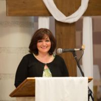 Tina Talvi, Cantor at St. John the Evangelist Church