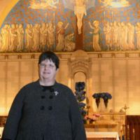Sister Jane Iannaccone, SP  Pastoral Associate at St. John the Evangelist Church