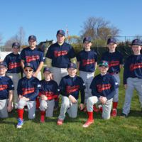 Winthrop's own Red Sox team.  Little League, ages 10 - 12.