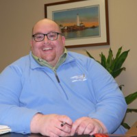 Thomas Hankyard of Webster First Credit Union